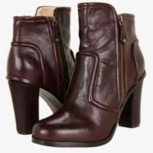 Frye Sylvia Piping Bootie
